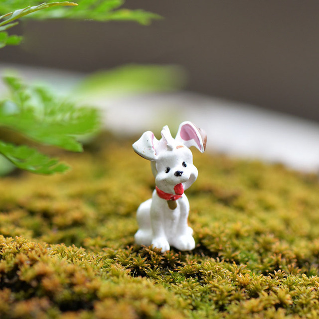 Animal Miniature  Garden Decoration  Craft Micro Landscaping