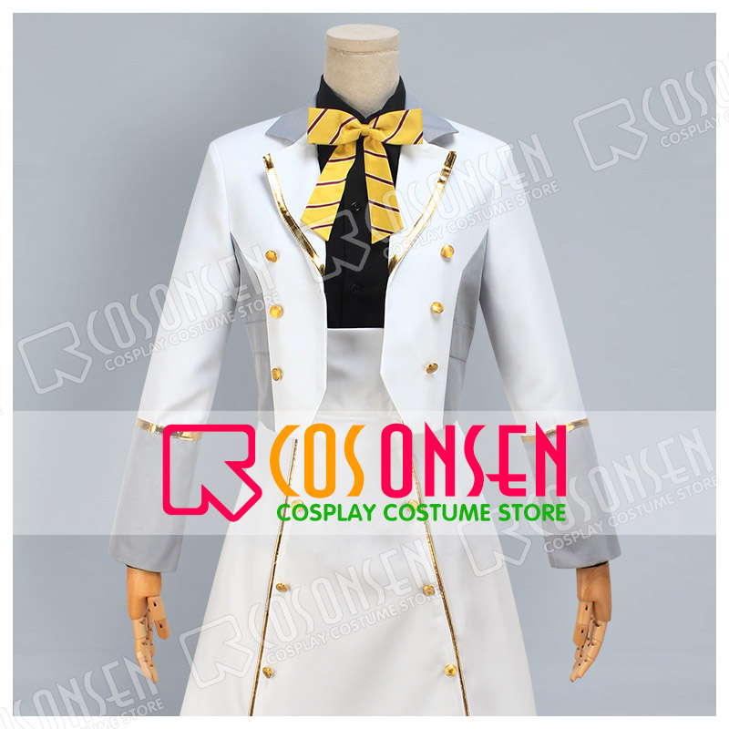 COSPLAYONSEN ICHU POP'N STAR Runa Kagurazaka cosplay costume full set adult costume new style