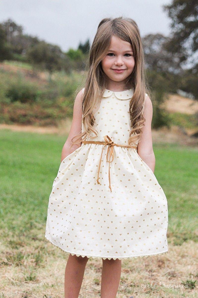 Spring Summer Toddler Kids Baby Girls Dress Sleeveless ...