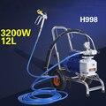 Безвоздушный распылитель высокого давления 3500 Вт/2800 Вт распылитель для краски H998 Краскораспылитель H989 H979 H999 H6900