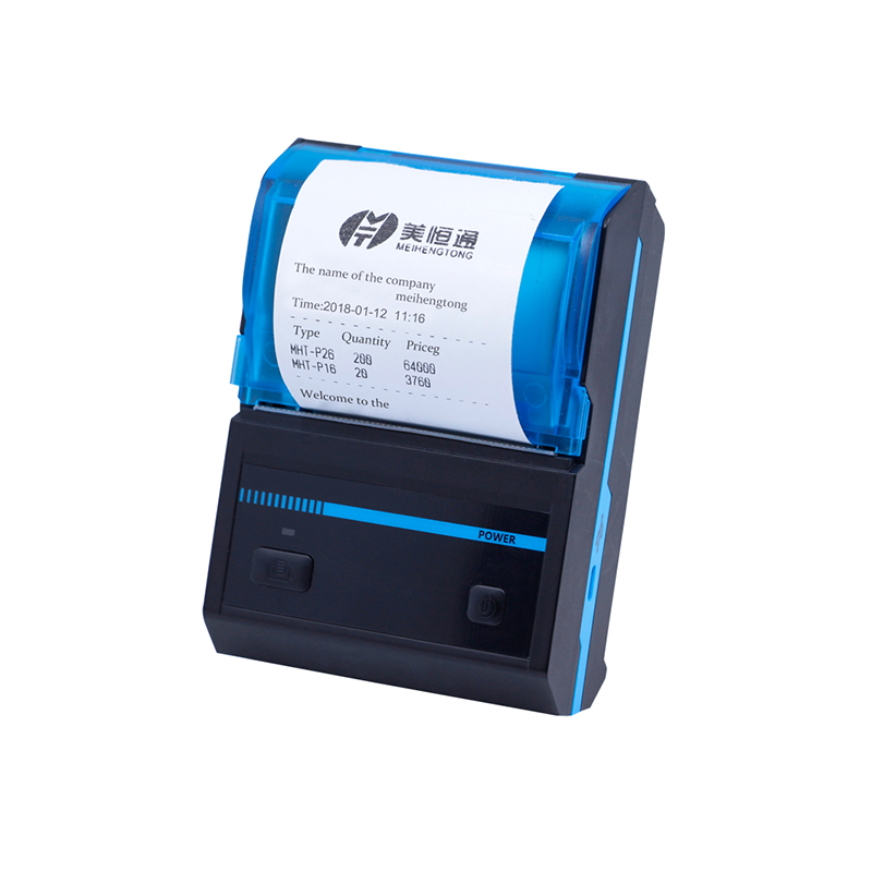 Mini 58mm Thermal Printer Bluetooth Android Thermal POS Receipt Printer Portable USB Printer Bill Machine For Supermarket rj45 pos thermal receipt printer 58mm 589tl lan port bill printing machine for supermarket quality slip printer hot sale