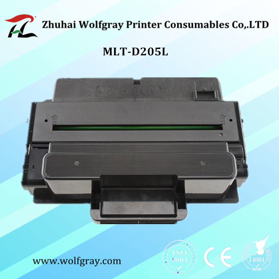 все цены на YI LE CAI Compatible laser toner cartridge MLT-D205L 205L D205 D205L for samsung ML-3310D/ML-3310ND/ML-3710D/ML-3710ND PRINTER онлайн