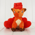 Hot Sale Vulpix Plush Toy Cute Vulpix Soft Stuffed Animals Toys 19cm Doll Gifts for Kids Children With Tag