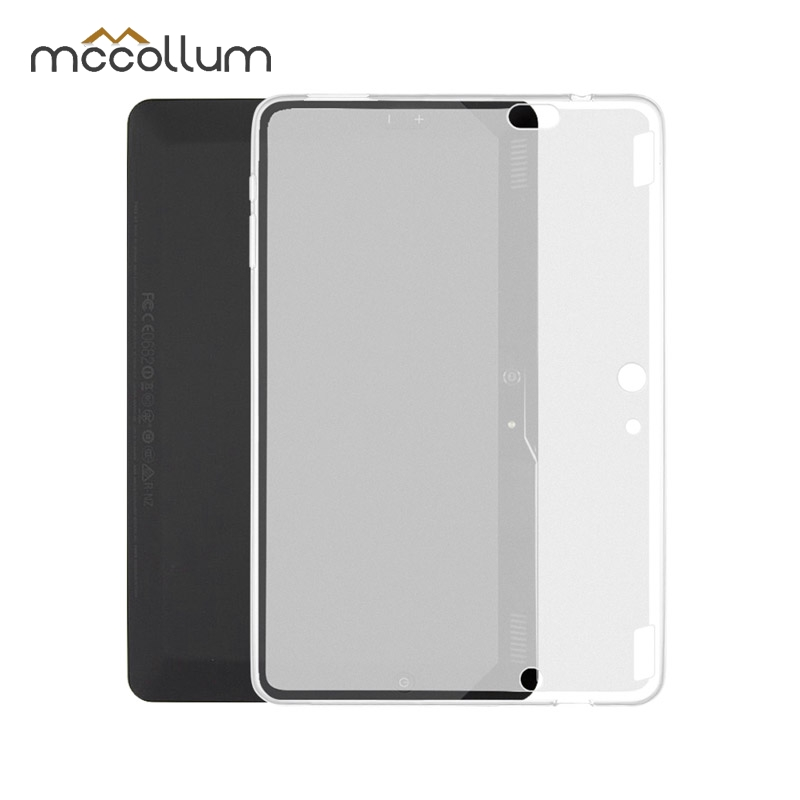Transparent Silicon Case For Amazon Fire HD 10 Case 2017 2016 Soft Tablet Cover HDX 8.9 7 HD7 2014 Kindle Paperwhite 1 2 3 Bags
