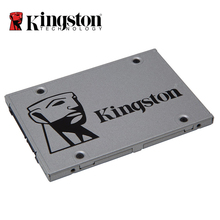 Kingston UV400 SSD 120 ГБ 240 ГБ 480 ГБ 2.5 дюймов SATA III HDD жесткий диск HD SSD Тетрадь PC 120 240 480 г internal Solid State Drive