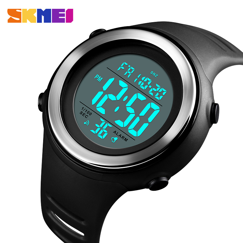 <font><b>SKMEI</b></font> Military Sports Watches Men Waterproof LED Digital Sport Watch Man Fashion Mens Watches Top Brand Luxury Relogio Masculino image
