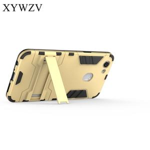 Image 2 - For Cover OPPO F5 Case Silicone Robot Hard Rubber Phone Cover Case For OPPO F5 Cover For OPPO F5 A73 Coque XYWZV
