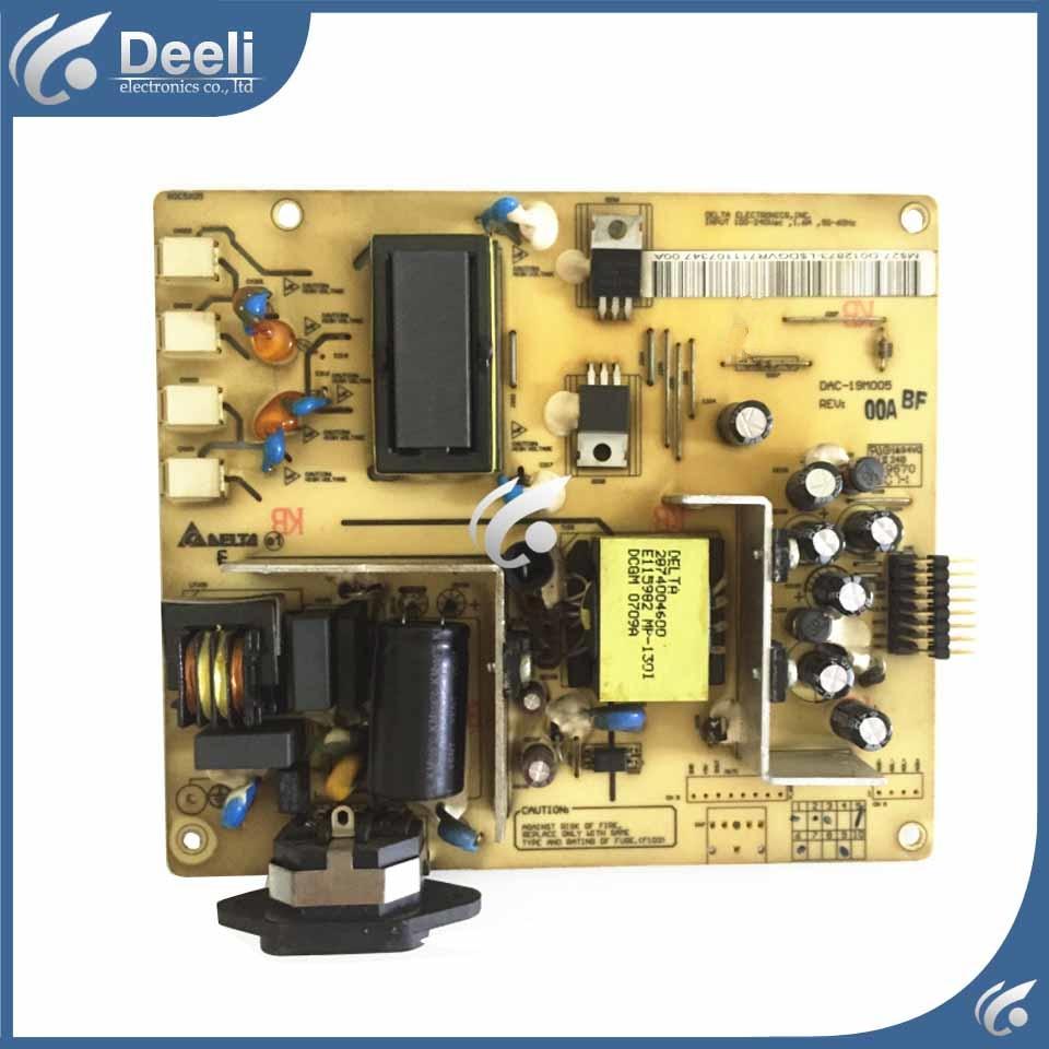 цена на 95% new original For ACER AL1916W power board VA1912WB plate VA1916W DAC-19M005 power supply used board