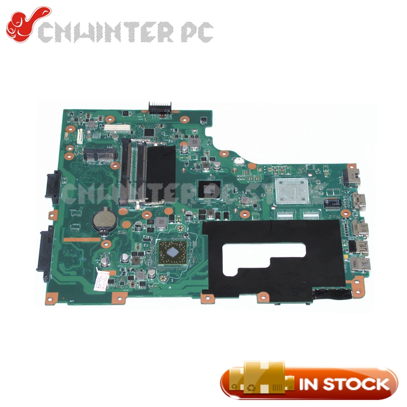 NOKOTION For Gateway NE71B NE71B10U Laptop Motherboard NBC1U11001 EG70BZ MAIN BOARD E2-1800 CPU DDR3 eg70 eg70bz rev 2 0 for gateway ne71b ne71b06u laptop motherboard e2 1800 cpu ddr3