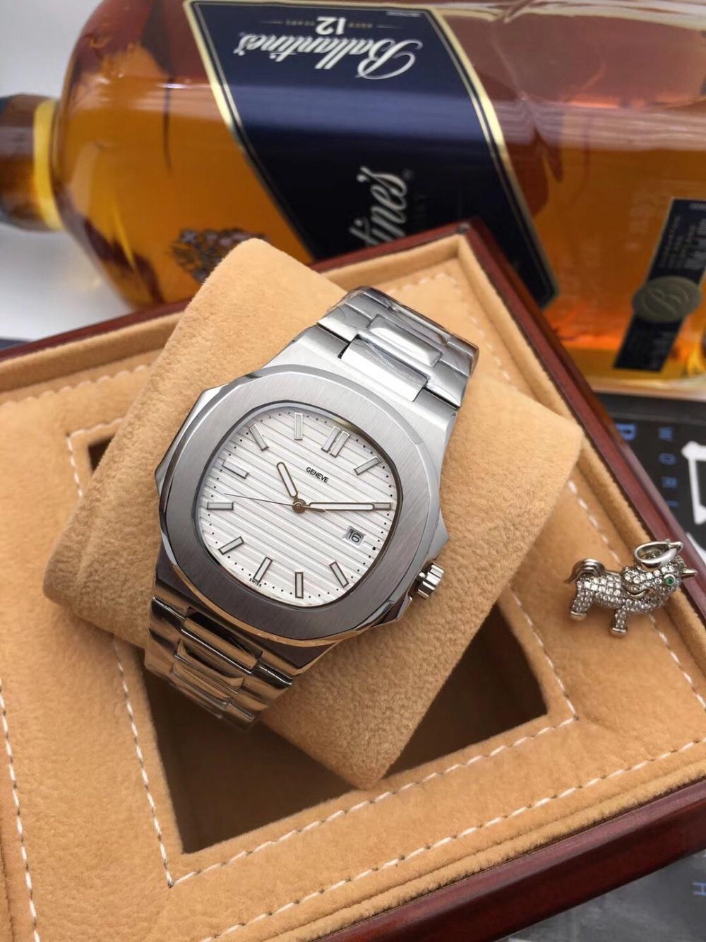 11Classic Men Watches Brand Luxury Full Stainless steel Mechanical Watch Fashion Male Clocks Elegant Unisex Sport Watch часы наручные mitya veselkov инь и ян mvblack 16