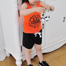 Summer Children Cotton Shorts Boys And Girl Clothes Baby Fashion Pants Brand Shorts Toddler Panties Kids Beach Short Pants(China)