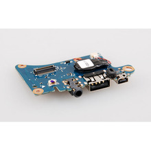 Original USB Audio Port Board I/O Jack DP Port Board for ASUS UX21 UX21E
