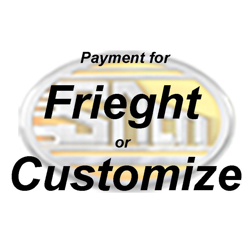 Extra Shipment Freight / Whole Sales Orders /Dont pay it if you not contact with the seller