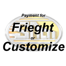 Extra Shipment Freight / Whole Sales Orders /Don't pay it if you not contact with the seller international orders