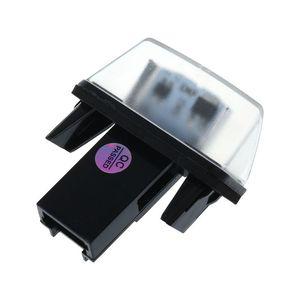 Image 5 - 1 זוג 18 LED רישיון מספר צלחת אורות מנורת עבור פיג ו 206 207 307 308 406 סיטרואן C3/C4 /C5/C6