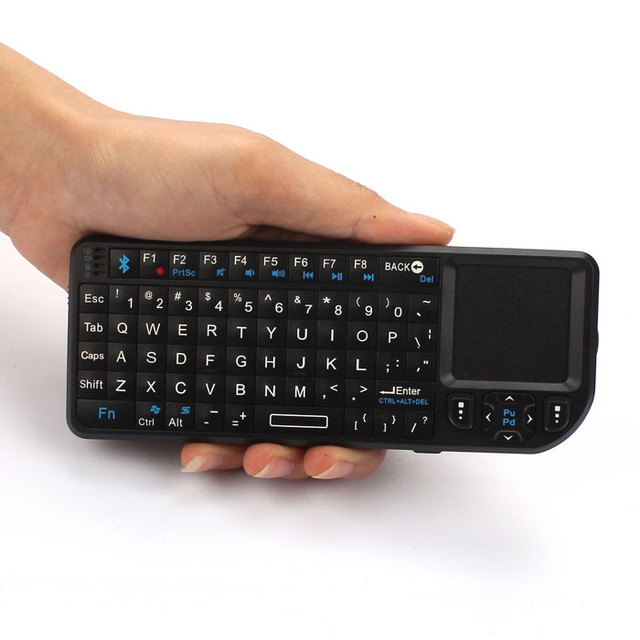 Suppion Wireless Bluetooth Keyboard Mouse Receiver Touchpad for PC Laptop Smart TV Wholesale