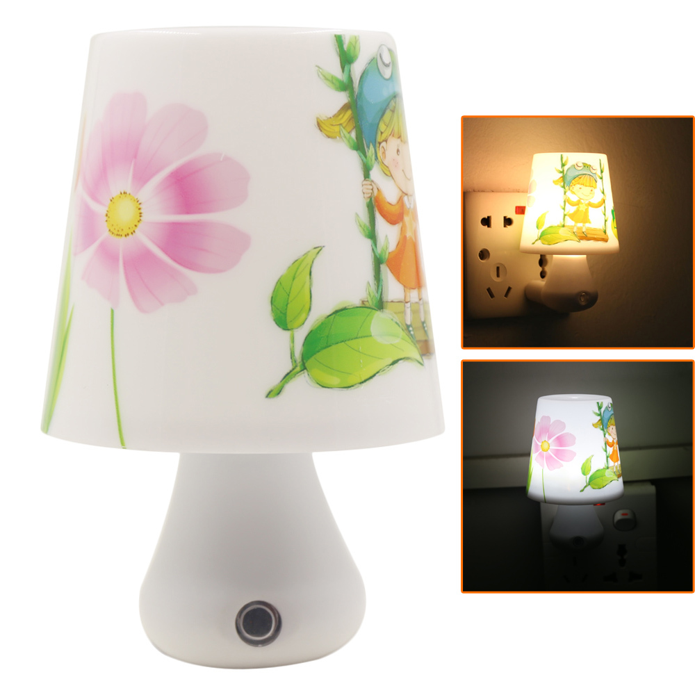 Soft Light Led Night Light 0.5W AC220V Night Lights with a Remote Control Dimmer for Children Cartoon Night Lamp BedroomSoft Light Led Night Light 0.5W AC220V Night Lights with a Remote Control Dimmer for Children Cartoon Night Lamp Bedroom