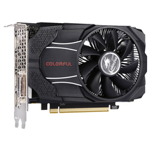 Colorful GTX1060 NVIDIA Mini OC 3G New Gaming Graphics Card 8000MHz / 3GB / 192bit / GDDR5 Video Card for Deaktop Game Player