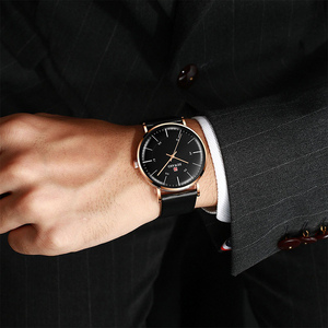 Image 2 - REWARD 2019 New Fashion Mens Watches Top Brand Luxury Watch Men Casual Ultrathin Waterproof Sport WristWatch Relogio Masculino