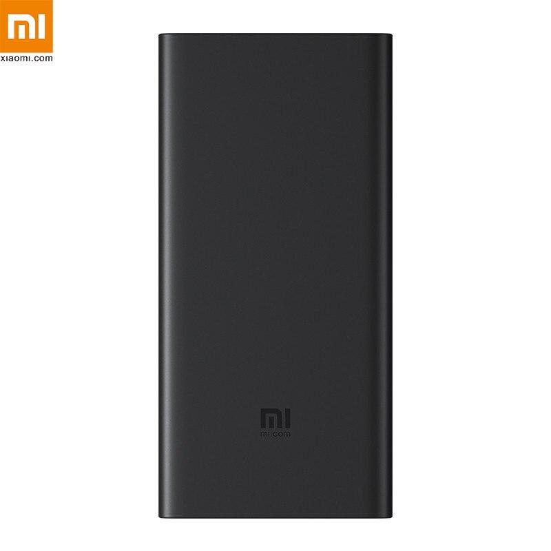 Xiaomi Original batterie externe sans fil 10000 mAh Powerbank Portable type-c charge rapide batterie externe pour iPhone Samsung Huawei