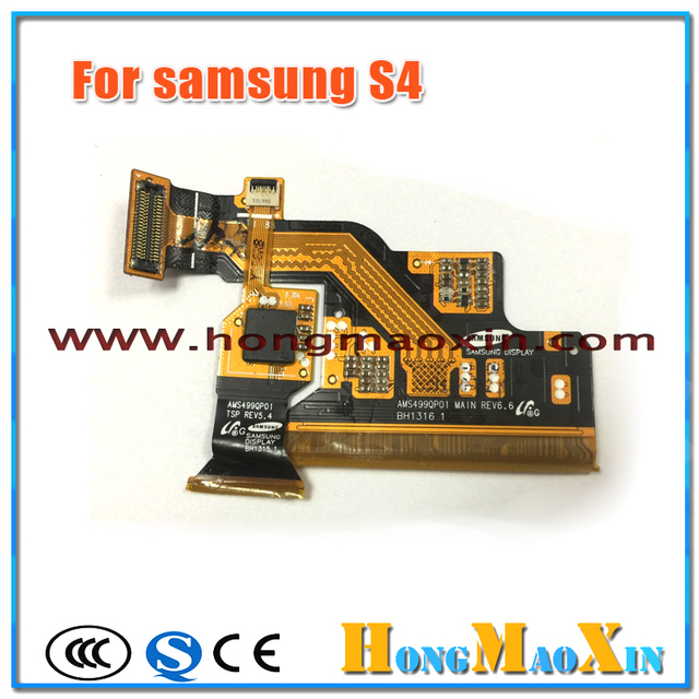 US $10 92 9% OFF|2Set ACF Repair Machine Rework FPCB For Samsung Galaxy S4  i9500 i9505 LCD Touch Screen Flex Cable Ribbon + Display Screen Flex-in