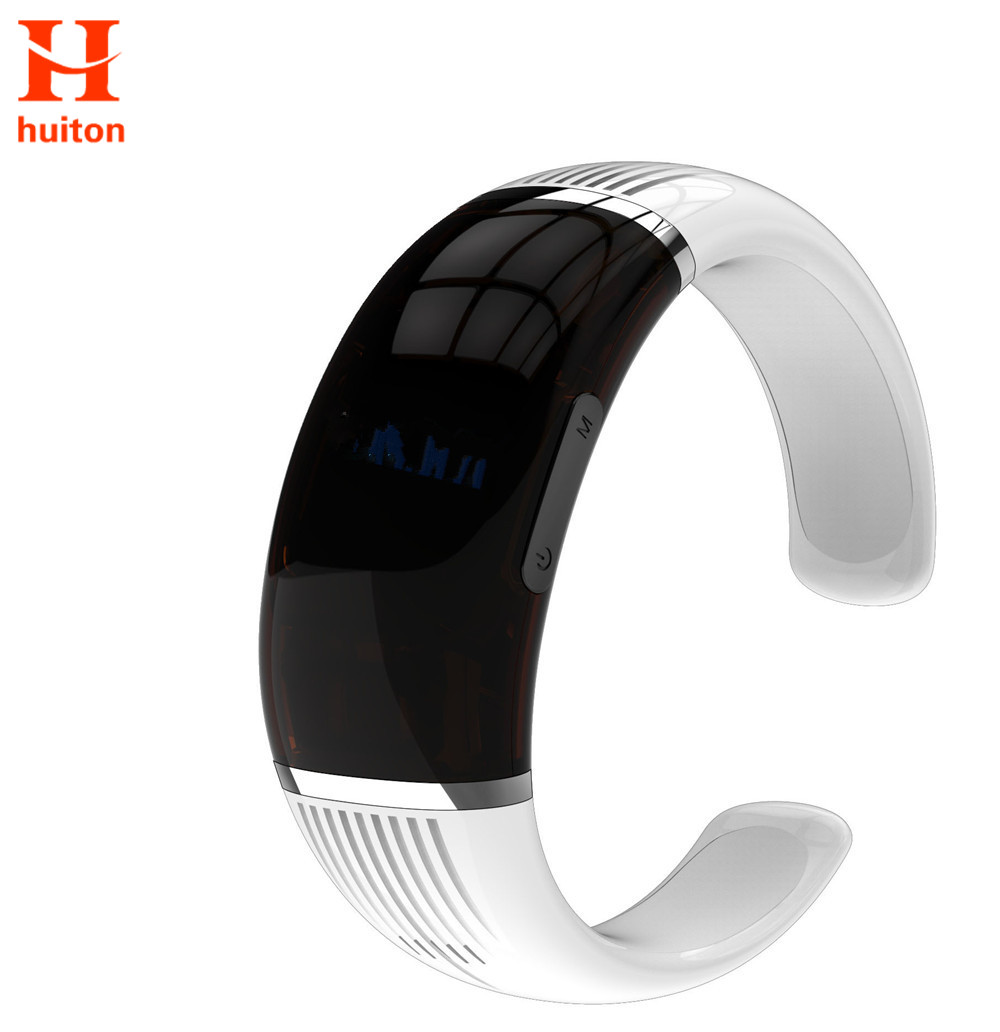 Newest 8GB Wristband voice recorder VOS sound control bracelet voice recorder Record long time MP3 support