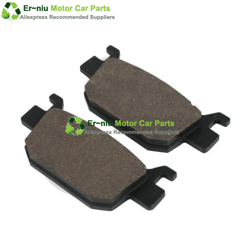 Rear Brake Pads For Honda Nss 250 Ex5 Ex6 Forza Ex Ax5 Ax6 Abs 05 06