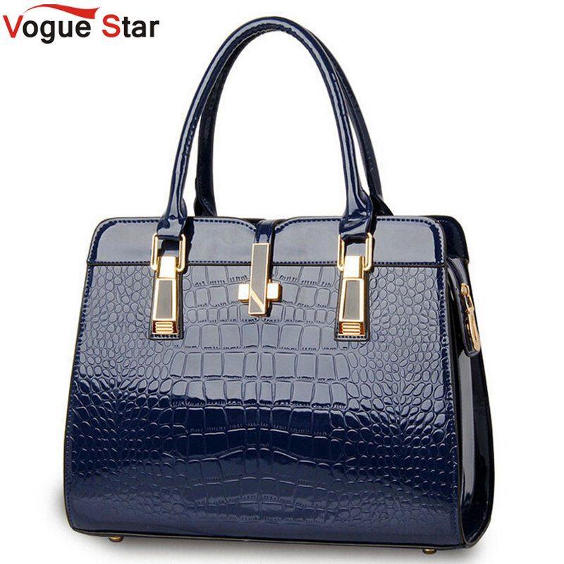 Vogue Star font b Women b font Messenger font b Bags b font Casual Tote Femme