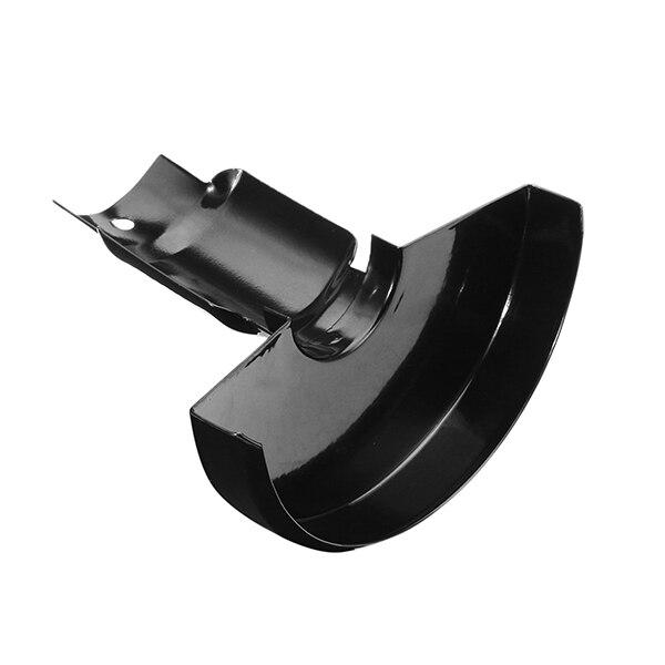 1 STÜCK Schwarz Schneiden Maschine Metall Rad Schutz Sicherheit Schutz Abdeckung für 100 Winkelschleifer Akkuschrauber Bohrer