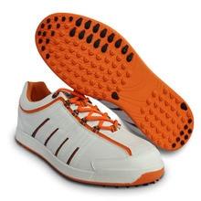 Men original  Golf shoes male waterproof anti slip shock absorption sports shoes men mirofiber leather athletic shoes