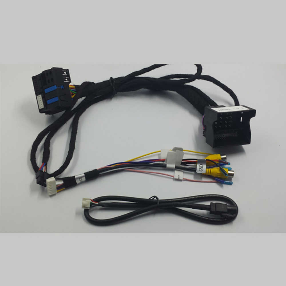 Car Rear Camera Interface Original Display Reversing Retrofit For Mercedes  Benz ML350 With Audio 20 W166 Parking Assistant Plus