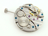 17 Jewels Swan Neck 6497 Hand Winding Mechanical Movements