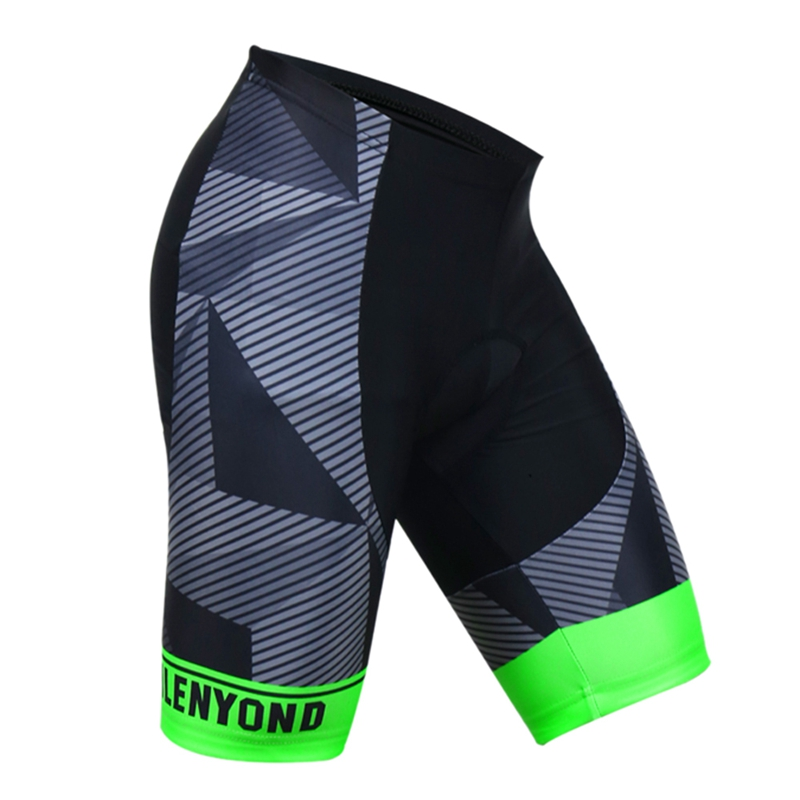 Cycling Shorts Men With 3D Anti Slip Padded Gel Quick Dry Cycling MTB Bike Mountain Bicycle Short Pants Anti Sweat UV Protection