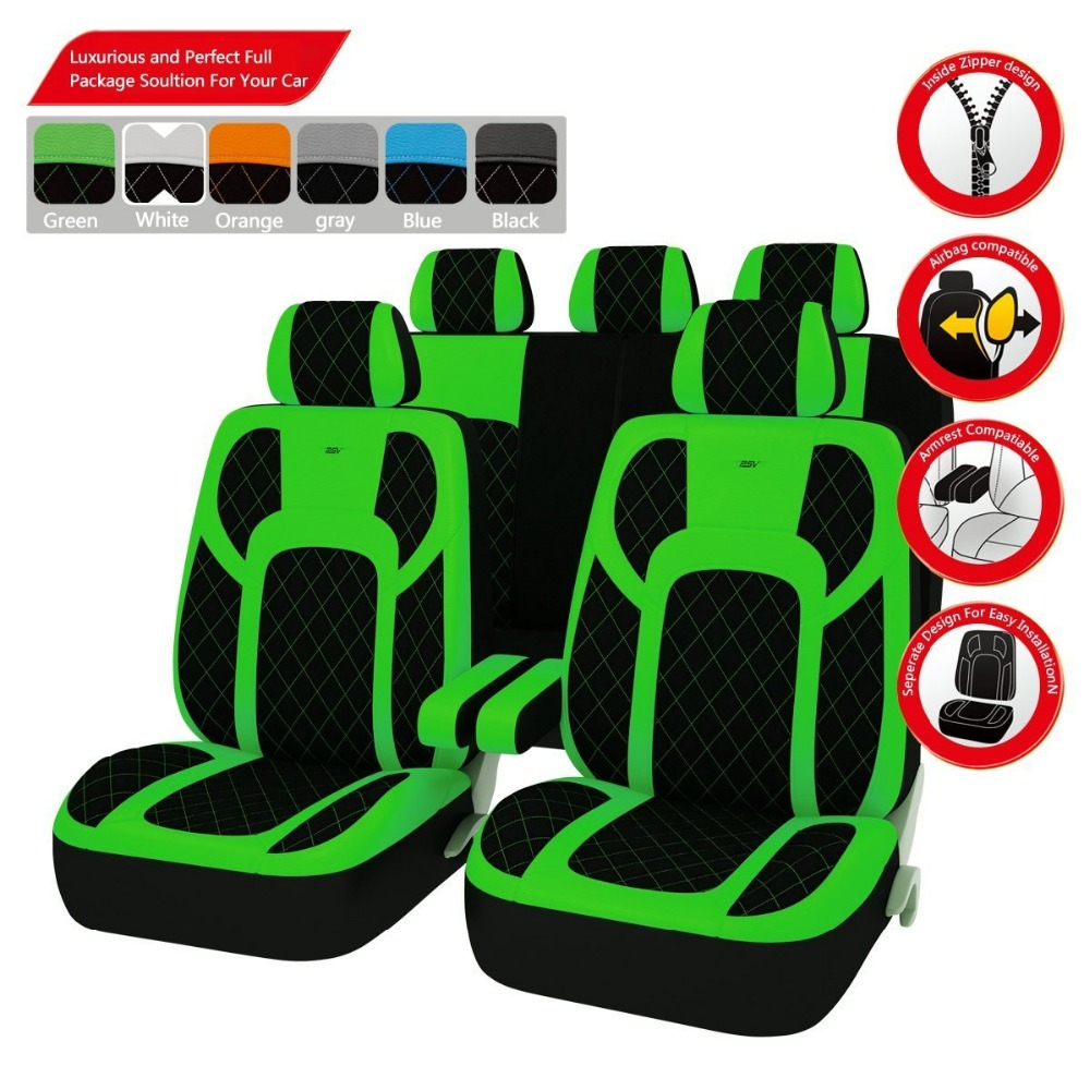 Extreme PU Leather Fur Seat Covers Universal Set Auto Interior Covers Car Seat protector Car Accessories Automobiles Car Covers universal 13 pcs car seat covers set sponge pu car styling interior auto accessories automotive car covers for car care ts15
