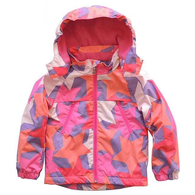 552b58841 spring autumn windproof children kids boys girls jacket hooded kids ...