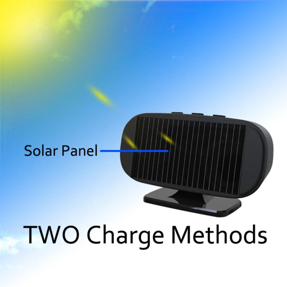 Système solaire de surveillance de la pression des pneus de voiture TPMS alarme pare-brise capteur de pneu moniteur solaire systèmes de sécurité internes externes - 4