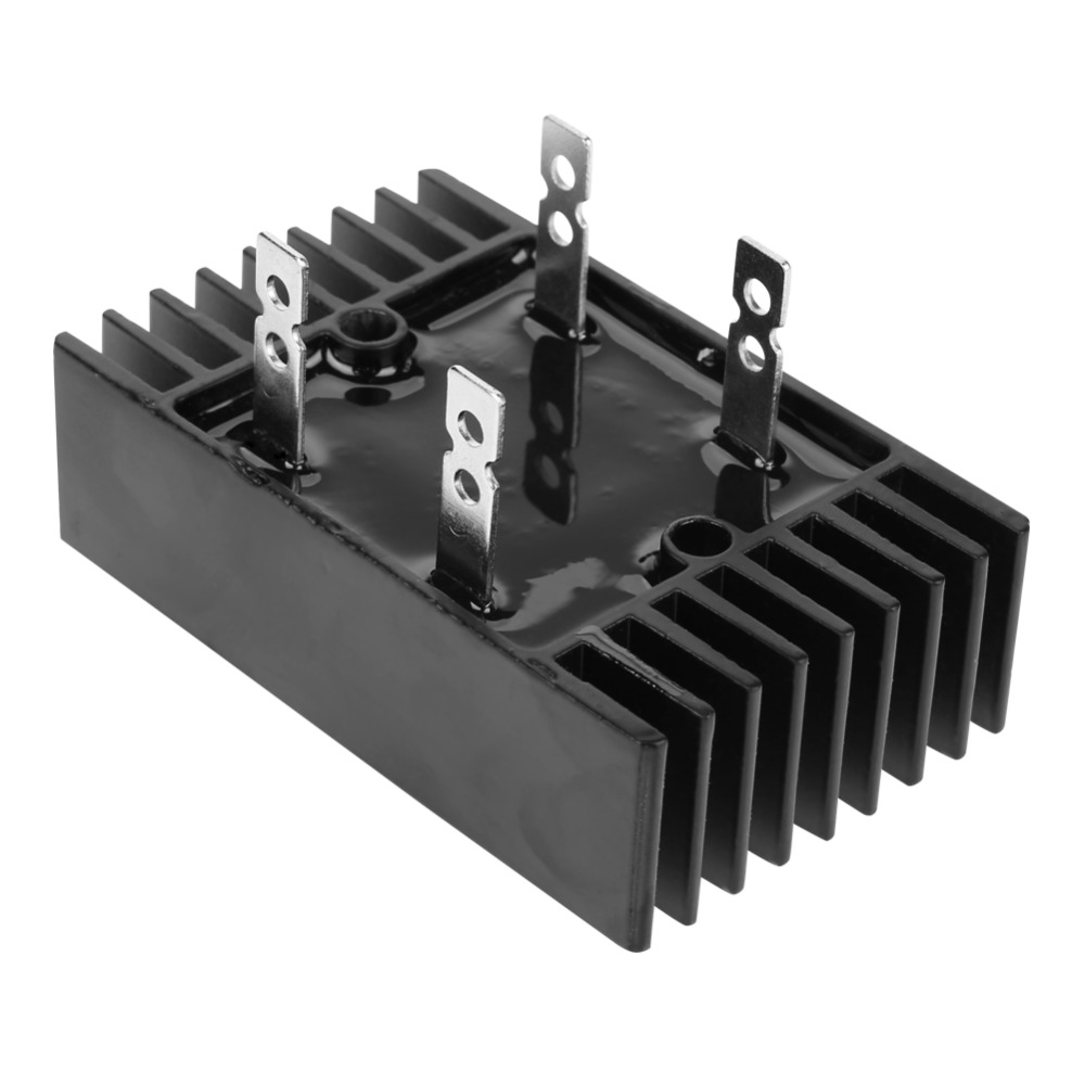 High Power 100a 1600v Three Phase Diode Bridge Rectifier Mds100a Basic Circuit Other Black