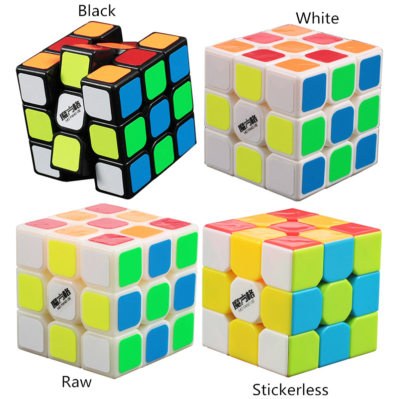 Tool Organizers Qiyi Mofangge New Thunderclap V2 3x3x3 Magic Cubethunder Clap Puzzles Cube Professional Speed Magico Cubo Traditional Cube Toys