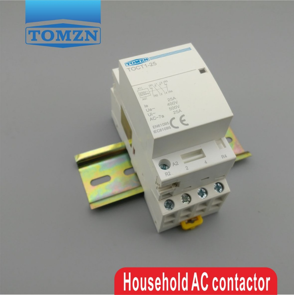 hight resolution of 4 pole contactor 2 no 2nc wiring diagram