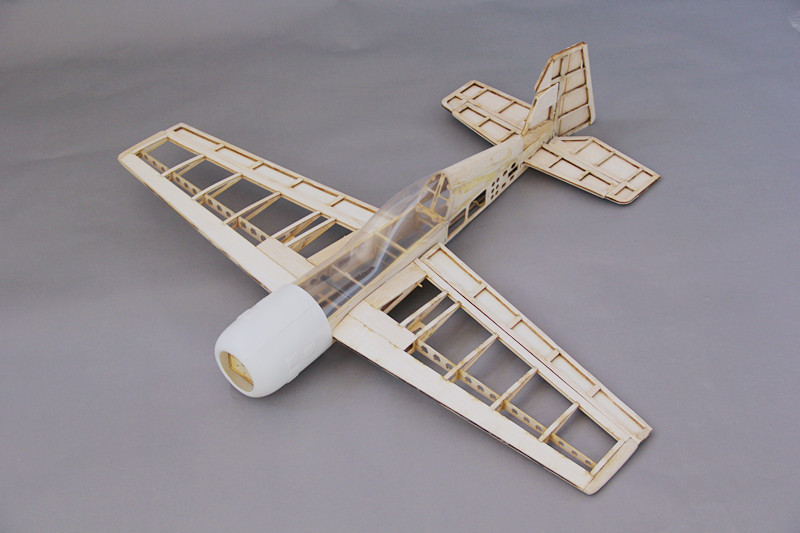 US $62 99 |NEW DESIGN HOT balsa wood airplane kits YAK54 kits COMBO with  canopy cowl landing gear wooden aircraft airplane kits-in Model Building  Kits