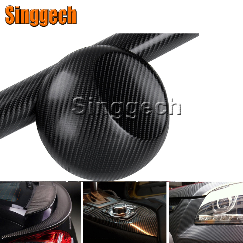10X127cm Car-styling Carbon Fiber car sticker for chevrolet cruze hyundai tucson 2016 volvo xc60 lada mini seat leon accessories