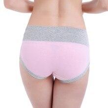cc96a380fcb52 2018 Pregnant Women U-Shaped Low Waist Maternity Underwear Maternity  Panties Cotton Pregnancy Briefs Women
