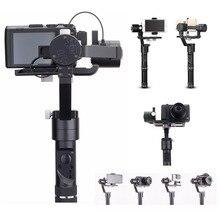 Zhiyun Crane M 3-Axis Gimbal Stabilizer for Sports Cameras and Smartphones Gimbal Stabilizer for Sony black magic series DC