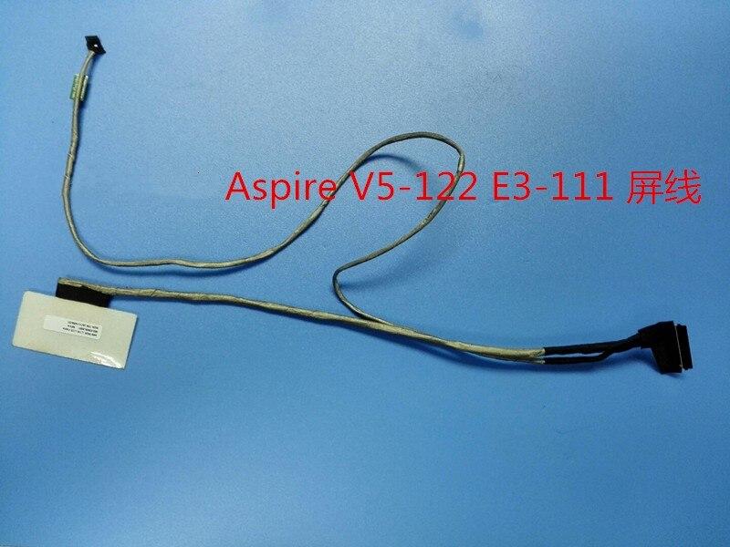 New LCD Screen Video Cable For Acer V5-122 V5-122P MS2377 V5-132 E3-111 50.4LK06.032