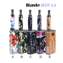 2017 Actual E Cigarette Unique Itaste Mvp 2.Zero Power Equipment Digital Variable Voltage 2600mah Battery Innokin Cig  field mkod