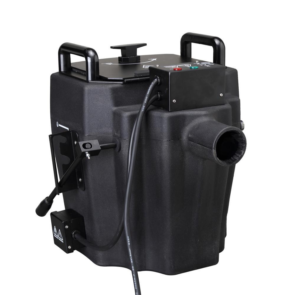 3500W máquina de fumaça fase máquina De Fumaça de Gelo Seco de iluminação do partido