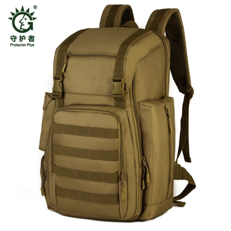 40 liter Secret Backpack Outdoor Tactical Backpack Mountaineering Camouflage Computer aircraft best casual fashion Men s