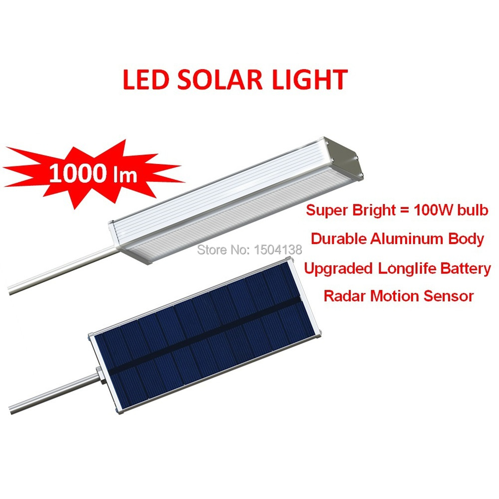 Solar Garden Lights Price