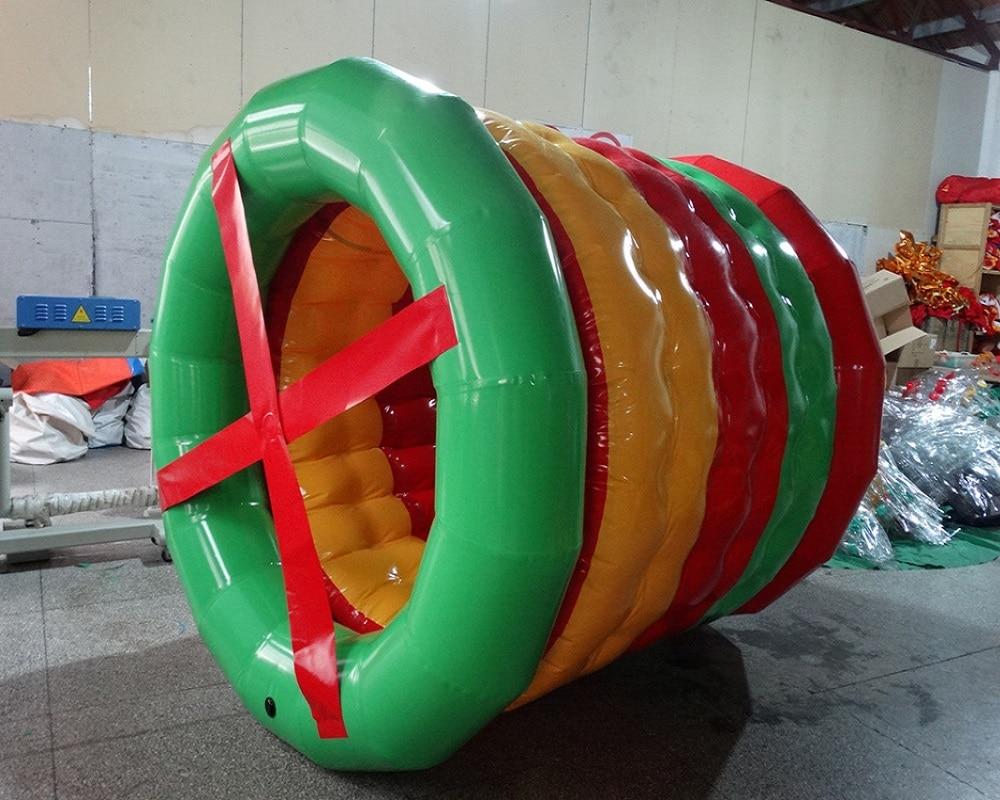 Надувная спортивная игра надувная подвижная игрушка надувная рулонная трубка