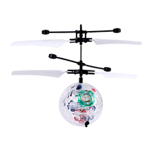 Children Flight Ball Flying Ball Drone Induction Aircraft Light Mini Shinning Led Lighting Musical Helicopter Gift drone upgraded apm2 6 mini apm pro flight controller neo 7n 7n gps power module